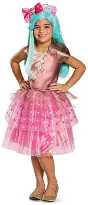 BuySeasons Shoppies Peppa Mint Deluxe Little Girls Costume