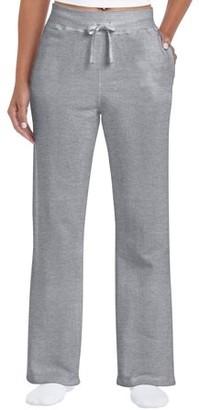 Gildan Women's Fleece Sweatpants With Pockets