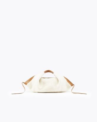 3.1 Phillip Lim Luna Shearling Mini Slouchy Hobo Bag
