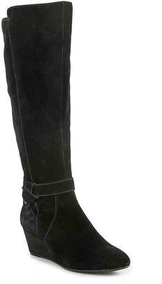 Anne Klein Ally Wedge Boot - Women's