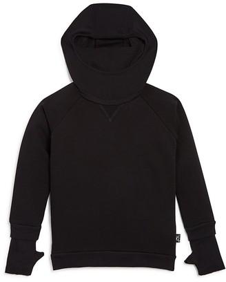 NUNUNU Boys' Ninja Hooded Sweatshirt - Little Kid, Big Kid $80 thestylecure.com