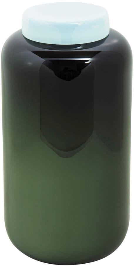 Pulpo - High Container, celadon green / schwarz