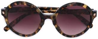 DSQUARED2 Eyewear round frame sunglasses