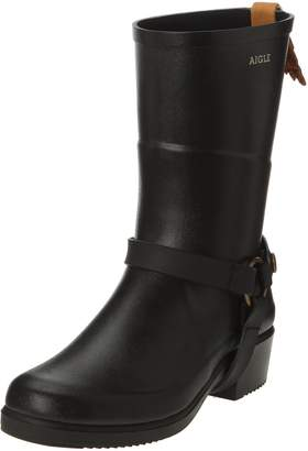 La Redoute Aigle Womens Expertly Made Aigle Miss Julie Rubber Boots