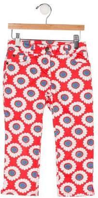 Boden Mini Girls Printed Pants