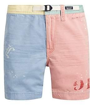 Polo Ralph Lauren Men's Classic-Fit Montauk Chino Shorts