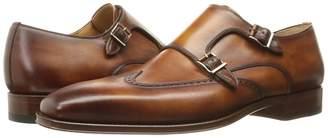 Magnanni Logan Men's Monkstrap Shoes