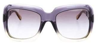 Chanel Ombré CC Sunglasses
