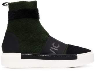 Vic Matié slip-on sock sneakers