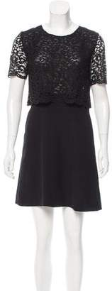 The Kooples Layered Lace Dress