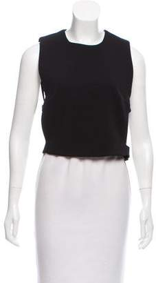Camilla And Marc Sleeveless Crop Top