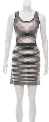 Missoni Wool Intarsia Dress