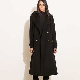 Ralph Lauren Wool Fit-and-Flare Coat $360 thestylecure.com