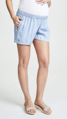 Ingrid & Isabel Easy Elastic Waist Shorts