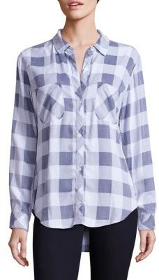 Rails Carter Buffalo Check Shirt $148 thestylecure.com
