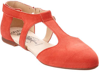 Fly London Mire Leather Flat