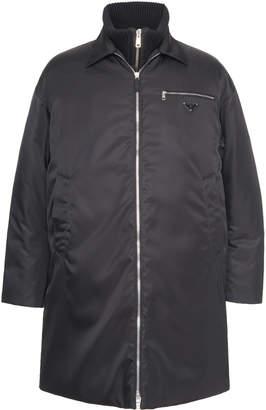 Prada Down-Filled Shell Jacket