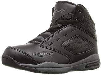 AND 1 Kids' Typhoon AU Basketball Shoe
