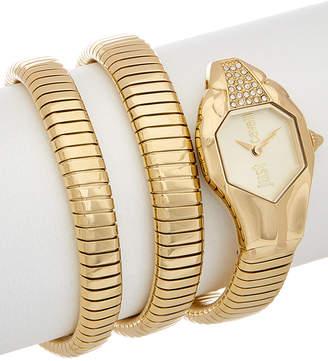 Just Cavalli Women's Glam Chic 8 Snake Watch