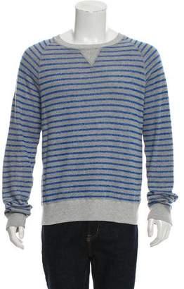 V::room Striped Raglan Sweatshirt