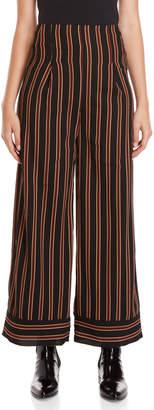 Do & Be Do + Be Stripe Wide Leg Pants