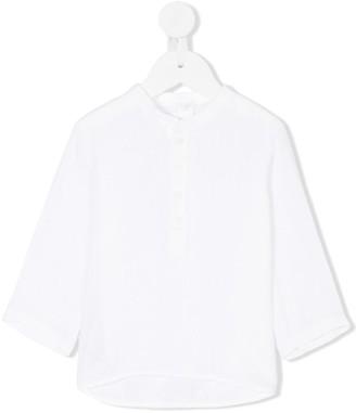 Il Gufo henley shirt