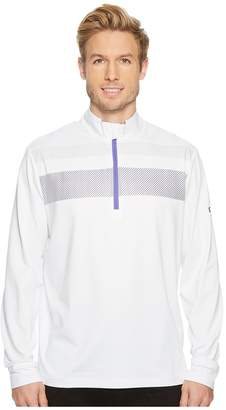 Callaway 1/4 Zip Mock Neck Fashion Knit Pullover Men's Clothing