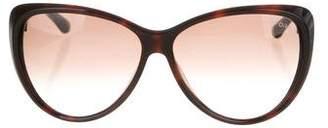 Tom Ford Malin Cat-Eye Sunglasses w/ Tags