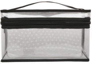 Cos NEW true:essentials Black Mesh Bag Large RPT