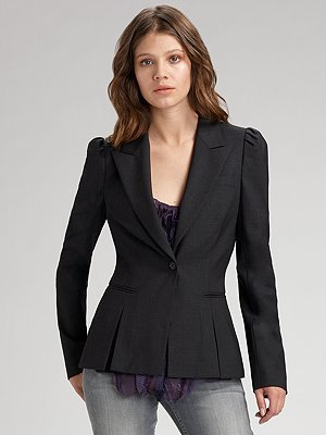 Elizabeth and James Fitted Blazer