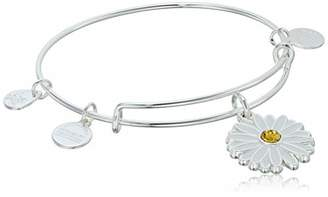 Alex and Ani Women Multicolour Crystal Bangle of Length 6cm A17INTDAISS