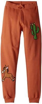 Mini Rodini Donkey Cactus Sweatpants Boy's Casual Pants