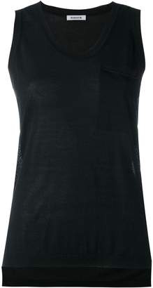 P.A.R.O.S.H. knitted tank top