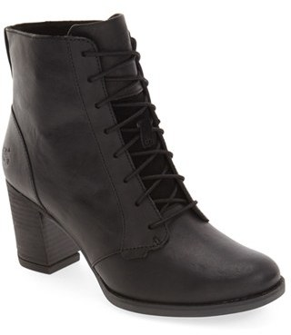 Timberland 'Atlantic Heights' Lace-Up Bootie (Women) $159.95 thestylecure.com