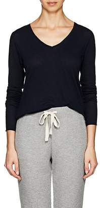 Skin Women's Organic Cotton Long-Sleeve T-Shirt