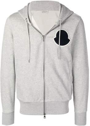 Moncler (モンクレール) - Moncler ロゴ ボンバージャケット