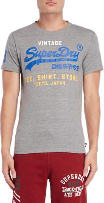Superdry Vintage Shop Logo Tee