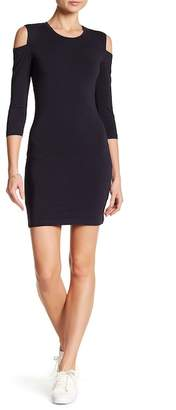 French Connection Solid Jersey Dress