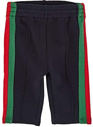 Gucci Infants' Striped Cotton French Terry Pants