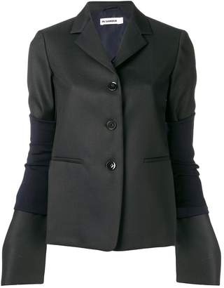 Jil Sander long sleeved jacket