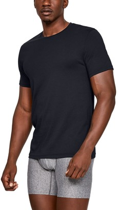 Under Armour Men's Charged Cotton Crew Undershirt 2-Pack