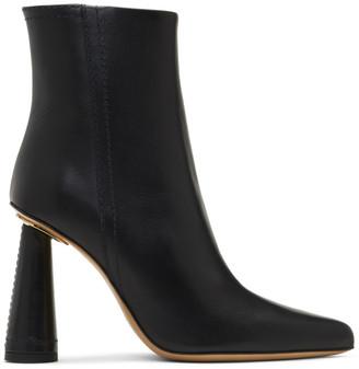 Jacquemus Black Les Bottes Toula Boots