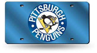 Rico Industries Pittsburgh Penguins Acrylic Laser Tag