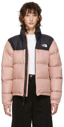 The North Face Pink Down 1996 Retro Nuptse Jacket
