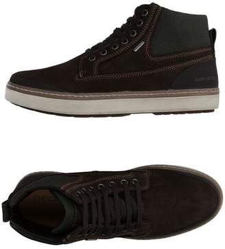 871cbaa913 Geox Brown Trainers For Men - ShopStyle UK
