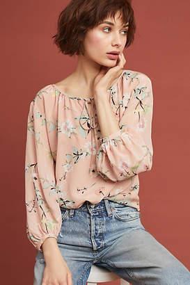 Yumi Kim Edelflower Silk Top