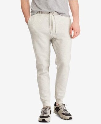 Polo Ralph Lauren Men's Big & Tall Double-Knit Tech Jogger Pants