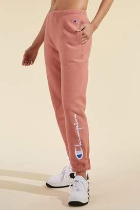 Champion Europe Reverse Weave Elastic Cuff Pants