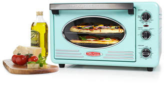 Nostalgia Electrics Nostalgia Rtov220Aq Retro 12-Slice Convection Toaster Oven