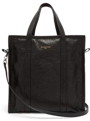 9575ba1b6a Balenciaga Bazar Shopper S - Womens - Black